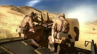 Theatre of War 2: North Africa 1943 PC Games Trailer - GC