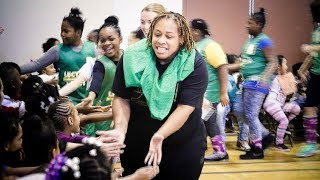 Lessons from Lucy Laney:  Basketball game
