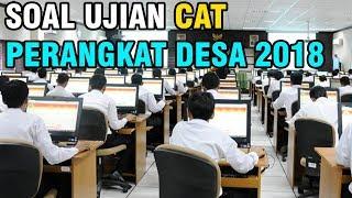 Soal Tes Ujian Perangkat Desa 2019 Cat Beserta Jawabannya