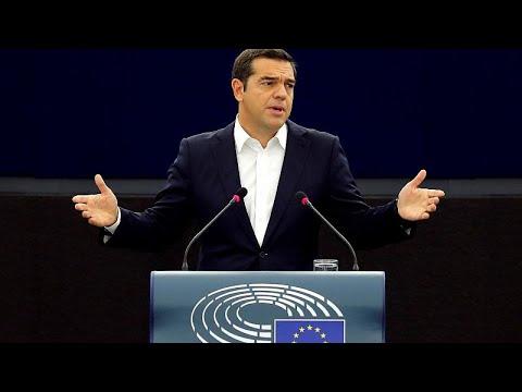 Tsipras alerta para a ascensão da extrema-direita