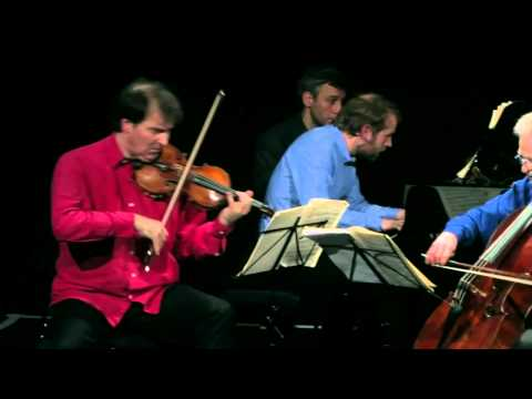 Schumann - Piano Trio No 1 Op 63 (excerpt)