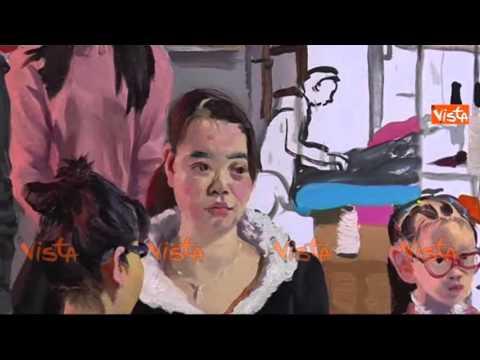 Firenze, Liu Xiaodong in mostra per raccontare le migrazioni