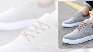 New Arrival Spring Summer Comfortable Casual Shoes Mens Canvas Shoes