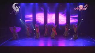 LUNA DANCE SHOW ARABELLO ,BAHEBAK WADARE( Velo)-DANZAS ÁRABES PERÚ