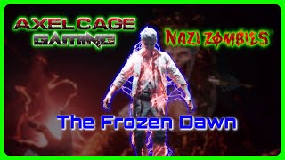 """*LIVE* CALL Of DUTY: WWII Nazi Zombies """"Frozen Dawn"""" EE Hunt DLC 4 Gameplay #3"""