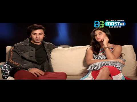 Exclusive Interview | Jagga Jasoos | Ranbir Kapoor & Katrina Kaif