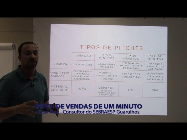 pitch 1 minuto