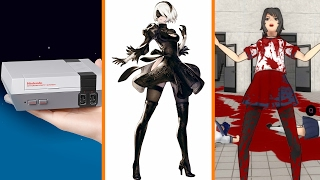 NES Classic Mini DEAD? + Nier Automata PC Port Mystery + Twitch Responds to Yandere - The Know
