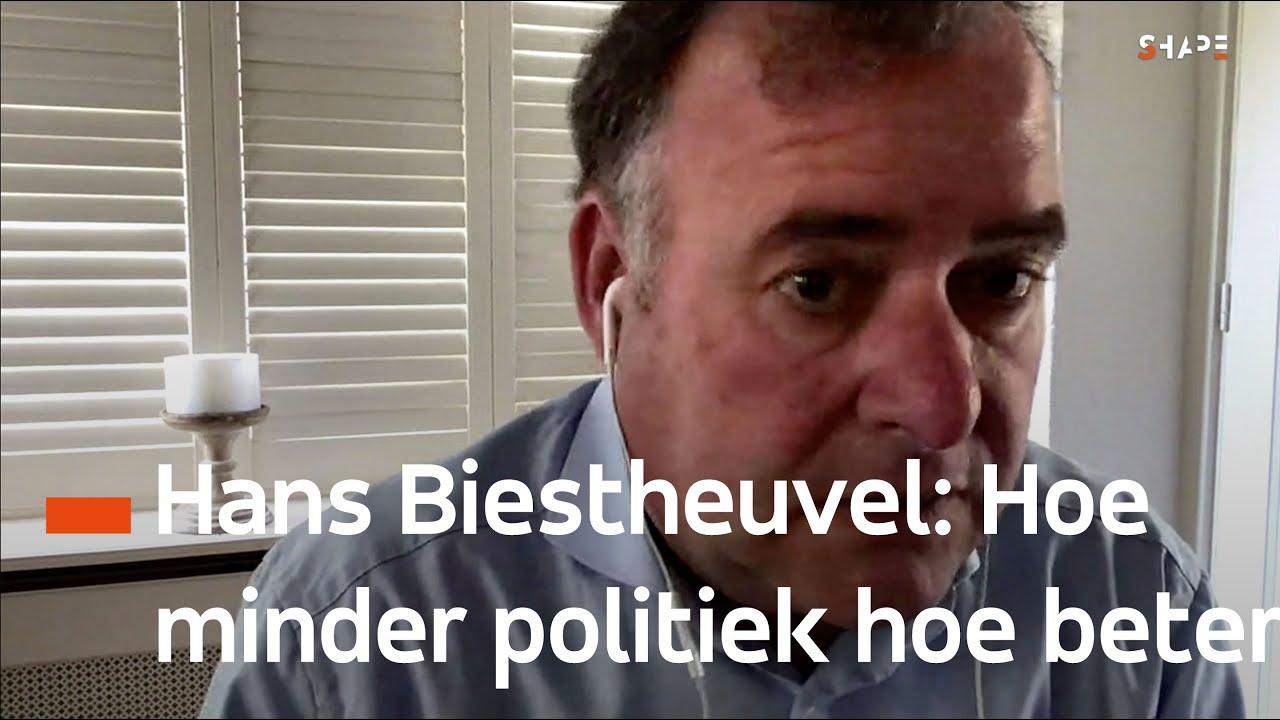 'Hoe minder politiek hoe beter' | Hans Biesheuvel | Corona KeukenCast