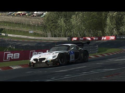 RaceRoom 24h Nürburgring Hotlap - 08:17.614 |