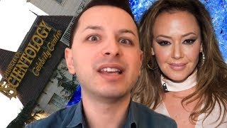 Scientology Used Leah Remini to Recruit Me