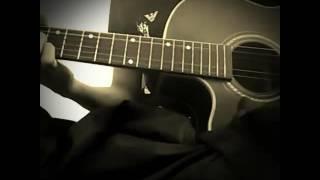 Hát trên những xác người guitar