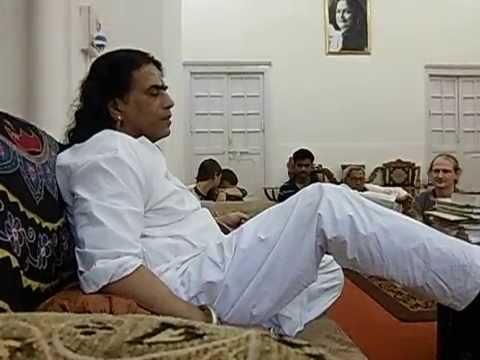 How Lahiri Mahasaya appeared on this Earth (prominent kriya yoga teacher)
