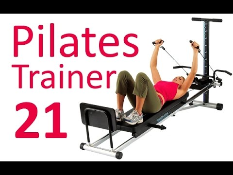 Pilates Workout for Total Trainer & Reformer No.21 (by Ultimate Pilates, Sydney) Physical Exercise