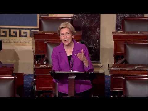 Senator Warren on the Senate GOP