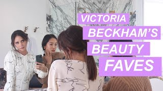 Victoria Beckham's Beauty Faves + Q&A | Song of Style | Aimee Song