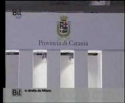 Bit 2007 Milano - Il Principe Hotel Catania - intervista