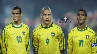 The 'R' Trio (Ronaldo Romario Rivaldo) vs Barcelona 1999