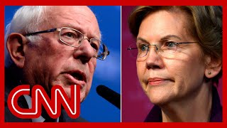 Bernie Sanders' campaign pushes back on Elizabeth Warren's claims According to sources, Sen. Bernie Sanders told Sen. Elizabeth Warren during a private meeting in December 2018 that he did not believe a woman could win ..., From YouTubeVideos
