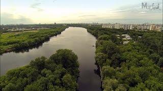 Закрытый остров в Москве!шлюз-10(Шлюзы — посёлок, расположенный на острове в Перервинской пойме Москва-реки. Возник как посёлок для работни..., 2015-10-08T22:43:28.000Z)