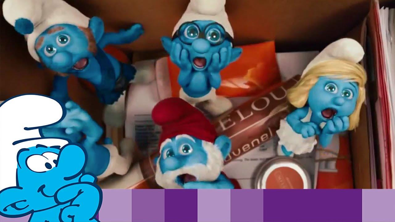 The Smurfs 1 • Official Movie Trailer 2 - YouTube