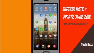Video Infinix Note 4 Update Oreo 8.1 Optimized  June 2018 download MP3, 3GP, MP4, WEBM, AVI, FLV Juli 2018
