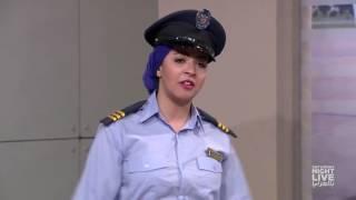 اقلع عشان تعدي - SNL بالعربي