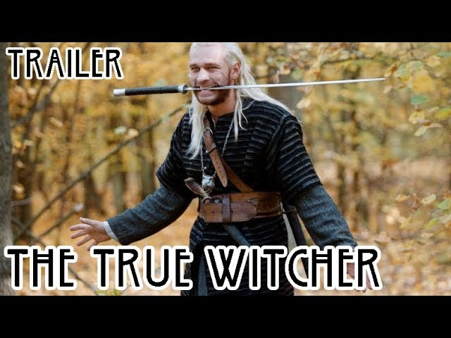 The True Witcher | Official Teaser | Almost Netflix
