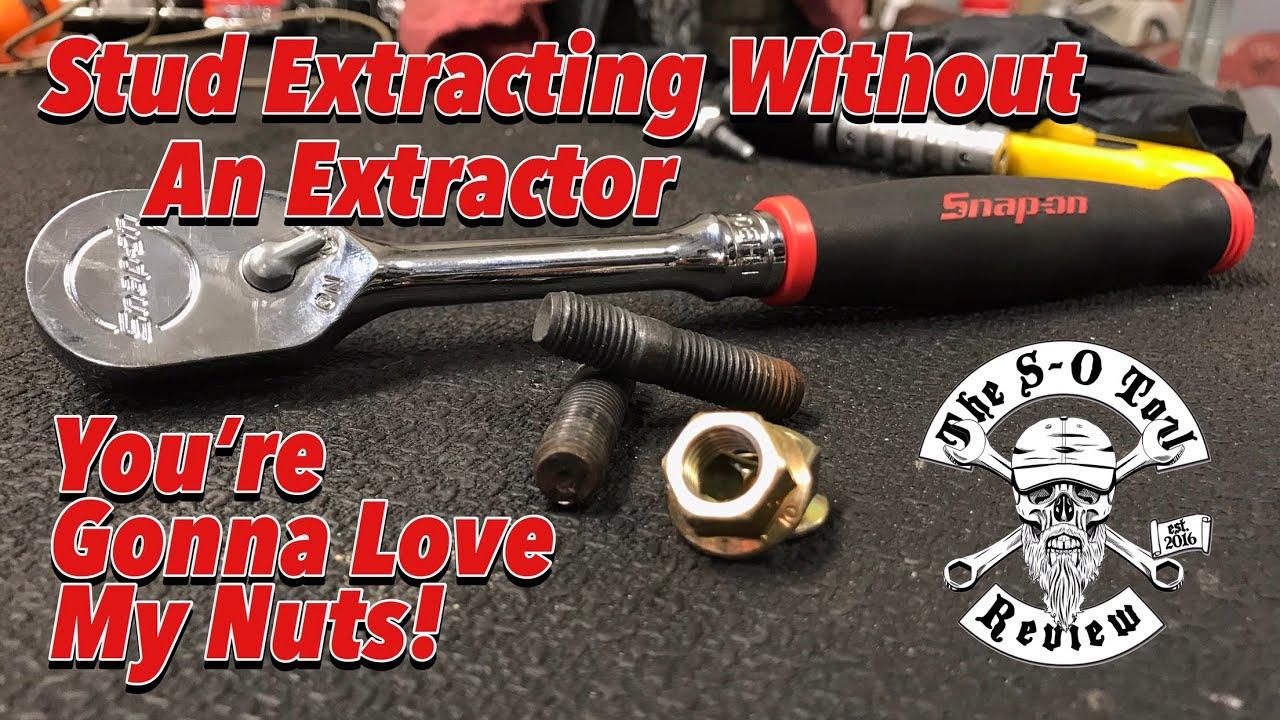 how do stud extractors work