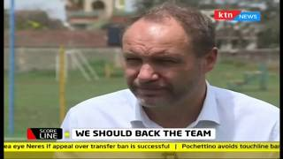 Harambee Stars coach Sebastien Migne justifies his AFCON squad selection | #KTNScoreline