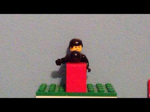 """Lego Stop Motion """"Karaoke"""""""
