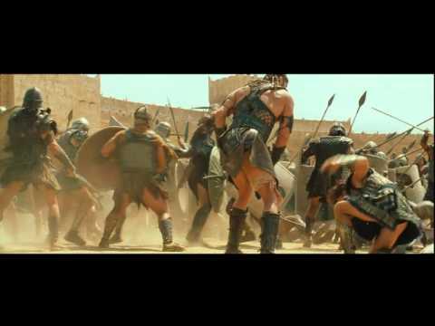 Troy Hector vs Ajax
