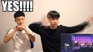 BTS 4TH MUSTER - BEST OF ME LIVE PREFORMANCE REACTION!!!