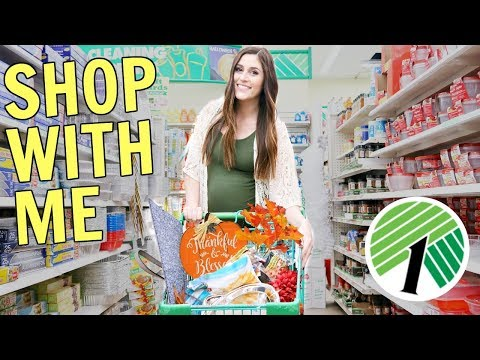 What's New At The Dollar Tree for Fall?  SHOP WITH ME