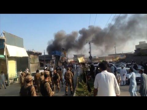Pakistan: attentat à Parachinar, au moins 13 morts