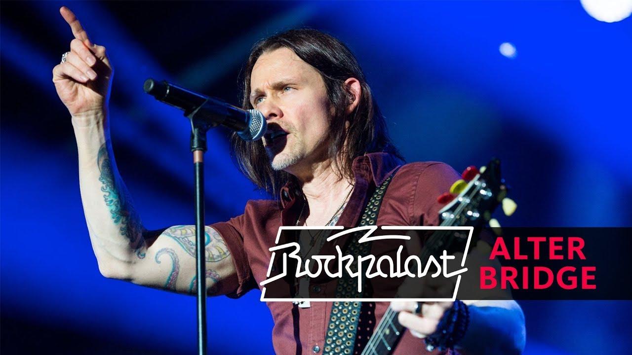Download Alter Bridge live | Rockpalast | 2016