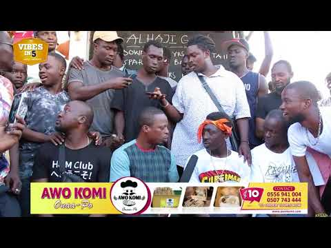 Obrafuor is my inspiration - Supa aka Ghana2Pac grants his 1st ever interview