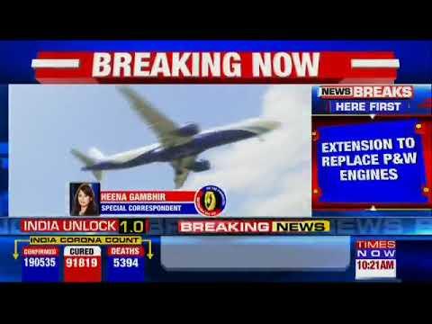 DGCA extends deadline for IndiGo, GoAir to replace engines of A320neo planes
