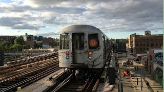 OpenBVE Special: D Train To Norwood 205th Street Via The Culver F line (R68)