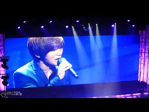 [fancam] 110213 Yesung Waiting for you