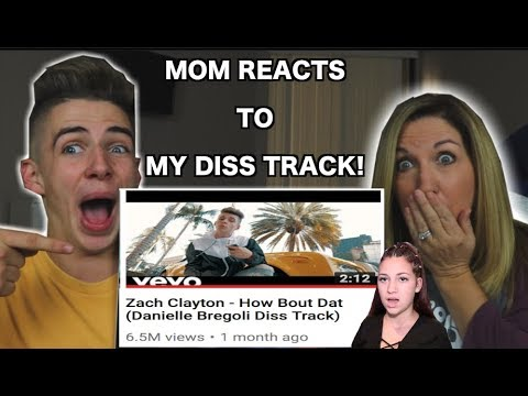 Thumbnail: MOM REACTS TO MY DANIELLE BREGOLI DISS TRACK