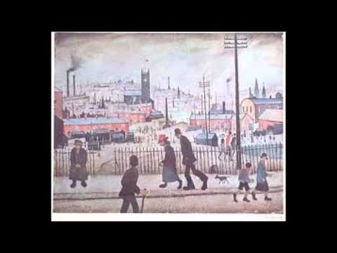 Matchstick Men and matchstick cats & dogs--- L.S. Lowry 1887---1976