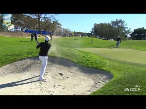 Jason Day's Best Golf Shots 2017 Farmers Insurance PGA Tournament Torrey Pines
