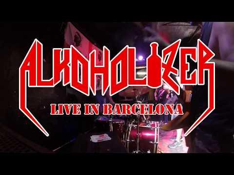 Alkoholizer - Live in Barcelona [Full Set]