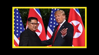 Int'l community hopes outcome of Kim-Trump meeting contributes to peace, stability