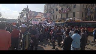 محافظة القاهرة تنظم مسيرة للحث على المشاركة بالاستفتاء  انزل   شارك