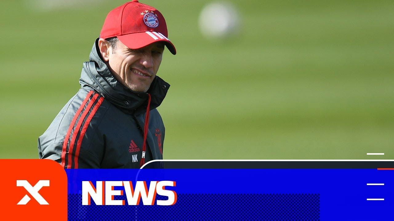 Niko Kovac über Arjen Robben, Borussia Dortmund und die DFB-Ausbootung I FC Bayern München I SPOX