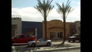 Downtown Desert Hot Springs, California