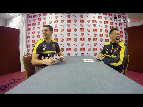Who's the strongest player at Arsenal? | Rapid Fire