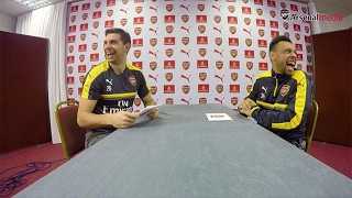 Who's the strongest Arsenal player?   Rapid Fire